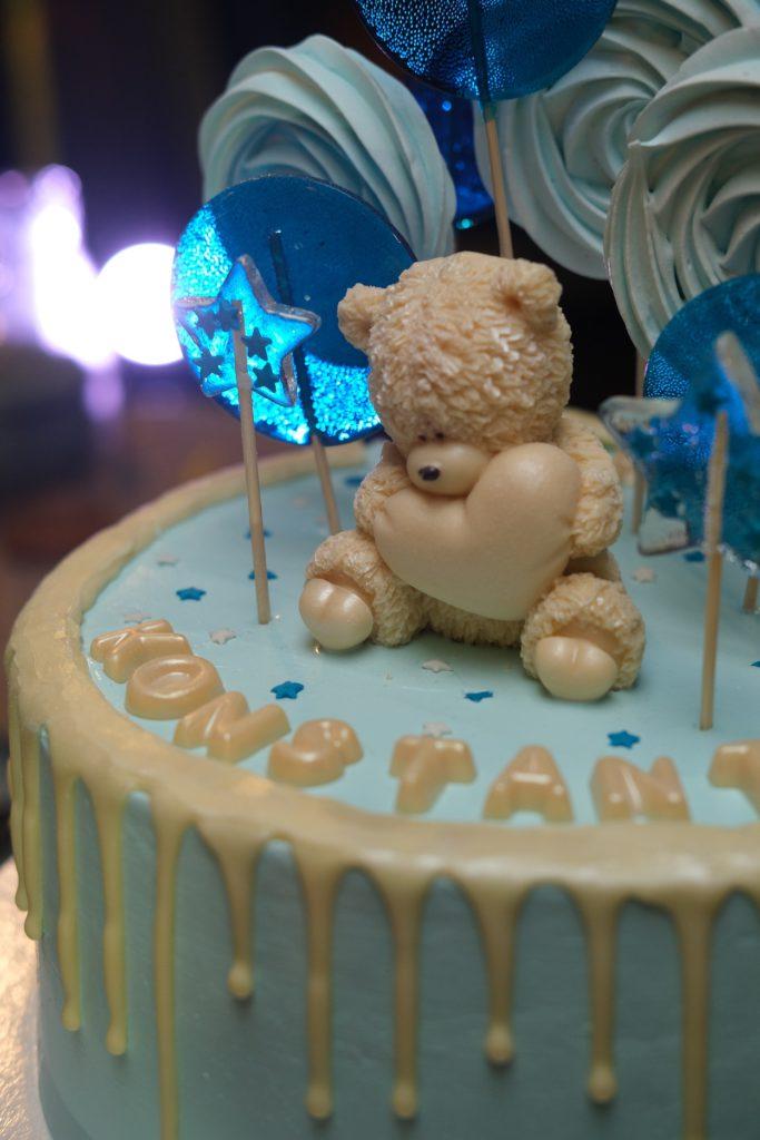 Первый День Рождения Константин Чоу